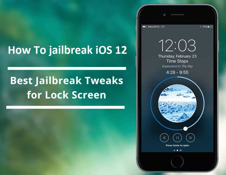 How To jailbreak iOS 12